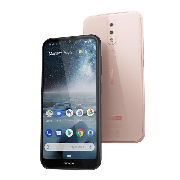 Nokia giới thiệu 4 chiếc smartphone Android ảnh 2