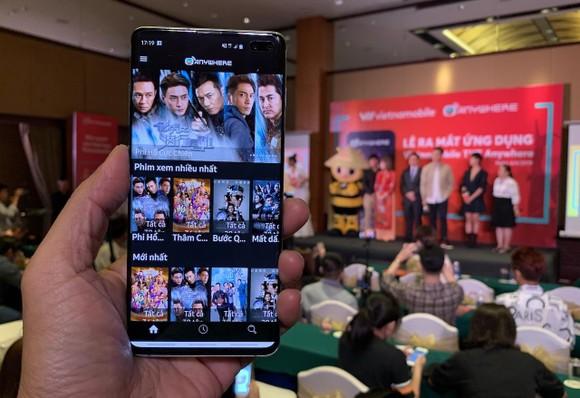 Ứng dụng TVB Anywhere VN
