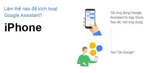 Cài đặt trợ lý ảo Google Assistant Tiếng Việt trên điện thoại Android và iSO ảnh 2