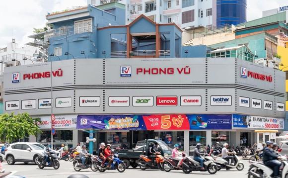 Cửa hàng Phong Vũ tại TPHCM