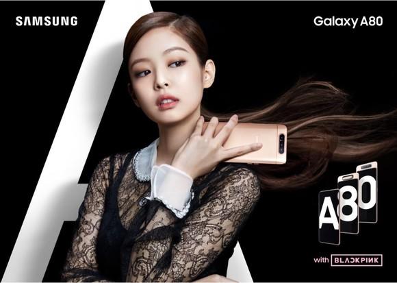 Galaxy A80 với giá bán 2.490.000 đồng