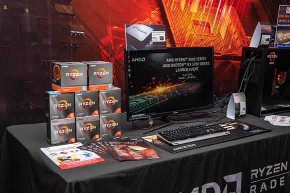 AMD giới thiệu nhiều dòng sản phẩm card đồ họa mới tại thi trường Việt Nam ảnh 2