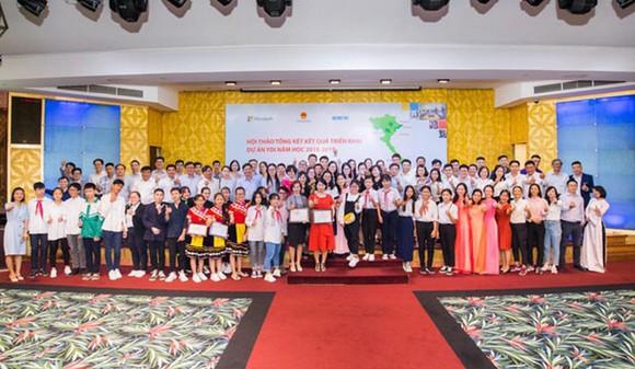 Microsoft Việt Nam được vinh danh cho giải thưởng Cống hiến Vì Cộng Đồng  ảnh 3