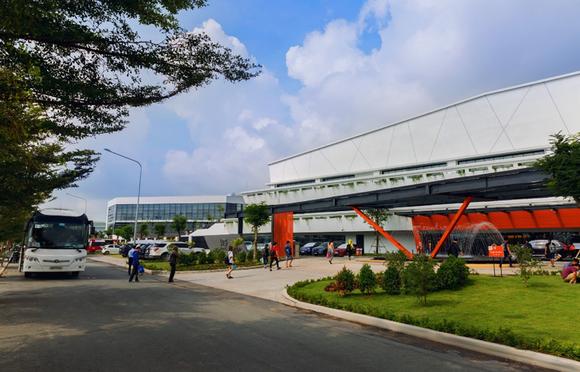 VNG Campus, mô hình văn phòng thông minh quốc tế ảnh 2