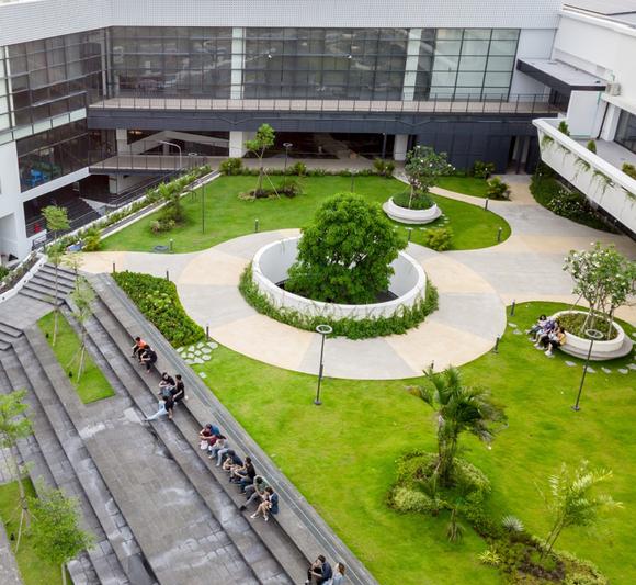 VNG Campus, mô hình văn phòng thông minh quốc tế ảnh 5