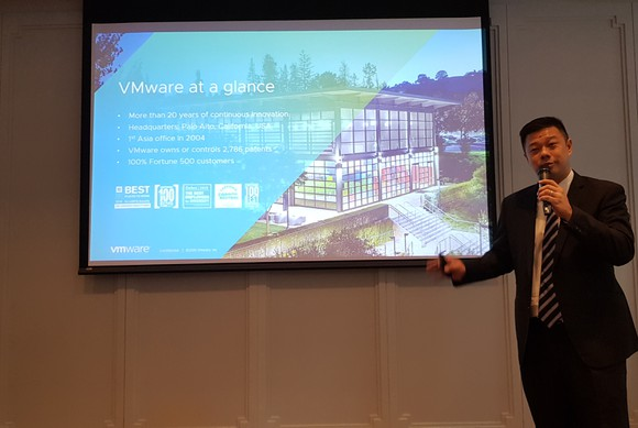 VMware và Tpcoms hợp tác thúc đẩy chuyển đổi lên đám  mây của doanh nghiệp Việt Nam ảnh 2