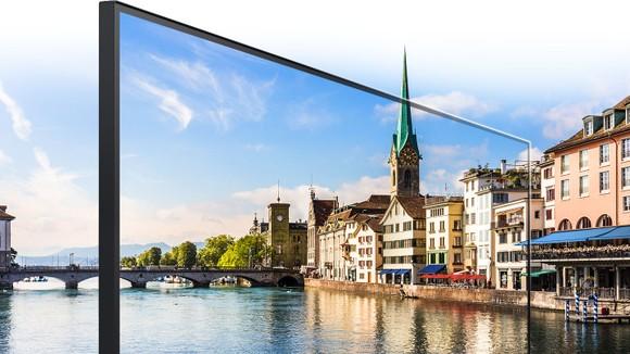 Samsung ra mắt màn hình UHD LU28R550  ảnh 1