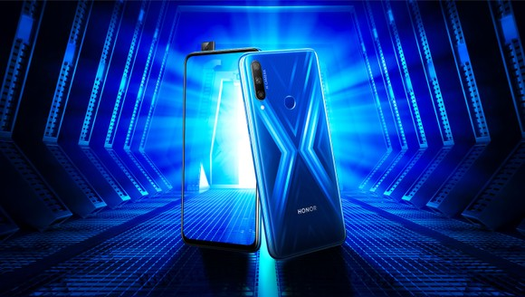 HONOR 9X với bộ ba camera 48MP