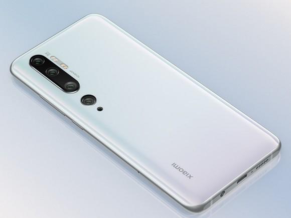 Xiaomi ra mắt Mi Note 10 với cụm 5 camera với cảm biến 108MP  ảnh 1