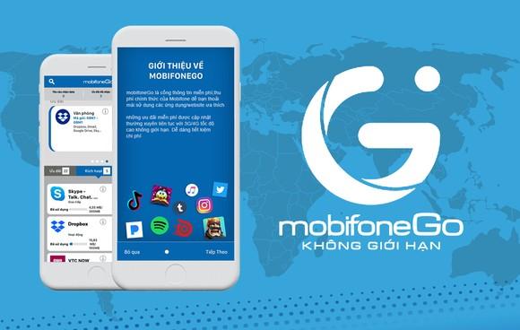 MobiFoneGo là cổng cung cấp data không giới hạn cho một hoặc một nhóm ứng dụng.