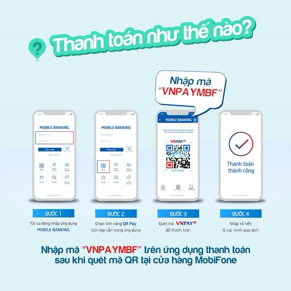 Thanh toán không dùng tiền mặt cùng MobiFone: Hiện đại, nhiều ưu đãi ảnh 1