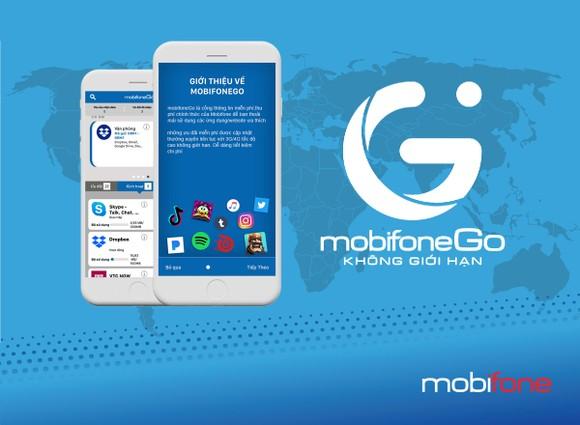 Miễn phí data truy cập nhiều ứng dụng cùng MobiFoneGo ảnh 1