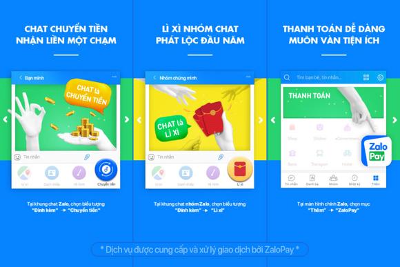 ZaloPay hợp tác cùng Zalo, 100 triệu người dùng thoải mái chuyển tiền, thanh toán ảnh 3