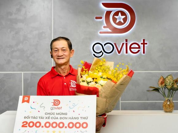 GoViet đạt mốc 200 triệu đơn hàng sau 18 tháng hoạt động