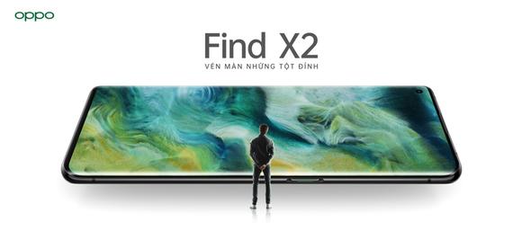 OPPO ra mắt flagship Find X2 Series sẵn sàng kết nối 5G với màn hình dẫn đầu công nghệ ảnh 6