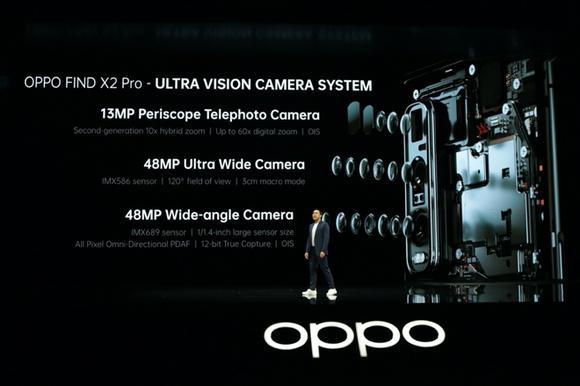 OPPO ra mắt flagship Find X2 Series sẵn sàng kết nối 5G với màn hình dẫn đầu công nghệ ảnh 2