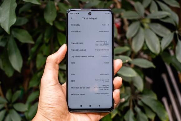 Xiaomi Việt Nam chính thức ra mắt Redmi Note 9S ảnh 2