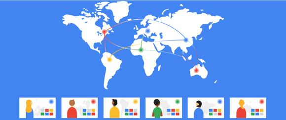 Google miễn phí công cụ video hội nghị Google Meet  ảnh 1