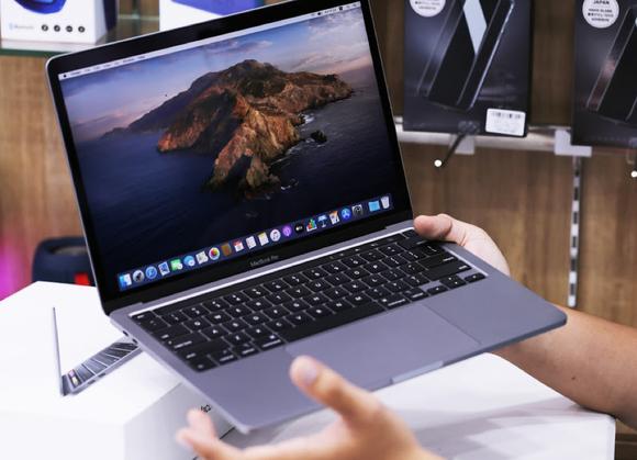 Macbook Pro 2020 đầu tiên về Việt Nam, giá 41,8 triệu đồng ảnh 1