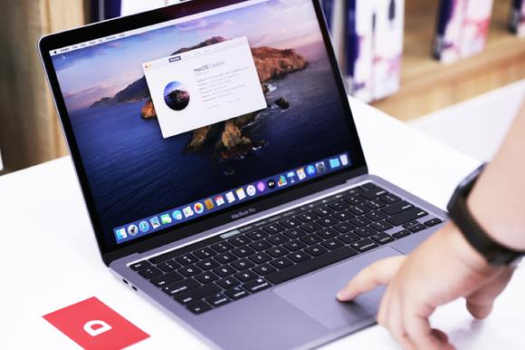 Macbook Pro 2020 đầu tiên về Việt Nam, giá 41,8 triệu đồng ảnh 2