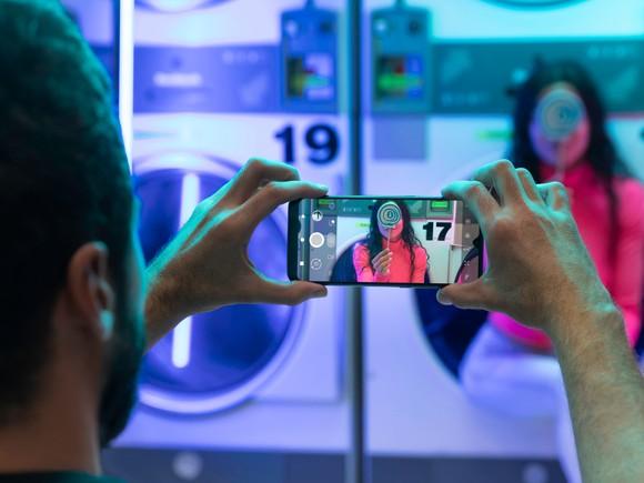 Wiko View4 Lite: Pin khủng, màn hình tràn viền, camera kép 13MP ảnh 3