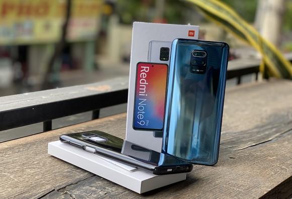 Doanh thu smartphone Xiaomi tăng 12,3% ảnh 1