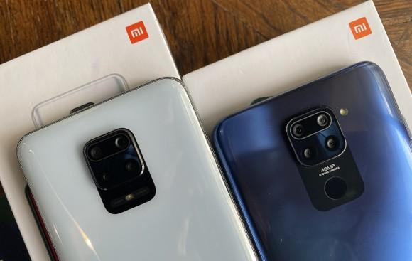 Camera rất dễ nhận diện trên Redmi Note 9 Pro và Redmi Note 9