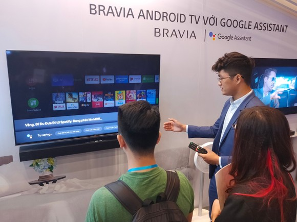 Loạt TV BRAVIA 2020 với nhiều công nghệ mới, nhiều tính năng 'xịn' ảnh 6