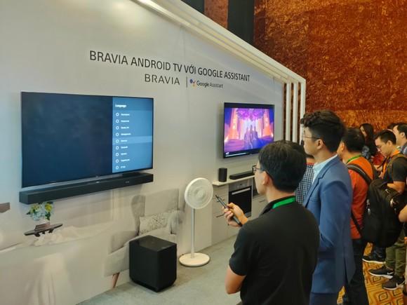 Loạt TV BRAVIA 2020 với nhiều công nghệ mới, nhiều tính năng 'xịn' ảnh 1