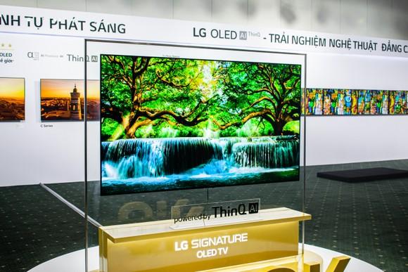 LG: Ra mắt TV OLED 8K, TV OLED và NanoCell cao cấp tại Việt Nam  ảnh 2