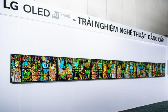 LG: Ra mắt TV OLED 8K, TV OLED và NanoCell cao cấp tại Việt Nam  ảnh 1