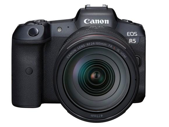 Canon ra mắt máy ảnh EOS R5, R6 và loạt ống kính mới  ảnh 4