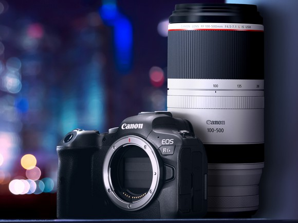 Canon ra mắt máy ảnh EOS R5, R6 và loạt ống kính mới  ảnh 2