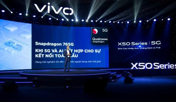 vivo: Dòng smartphone cao cấp X50 Series đã lên kệ tại Việt Nam  ảnh 5