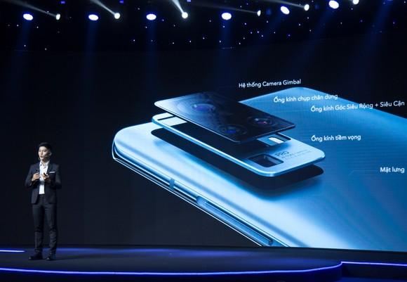 vivo: Dòng smartphone cao cấp X50 Series đã lên kệ tại Việt Nam  ảnh 3