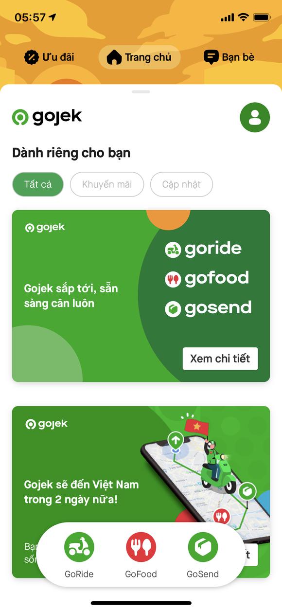 Gojek chính thức ra mắt ứng dụng và thương hiệu tại thị trường Việt Nam ảnh 2