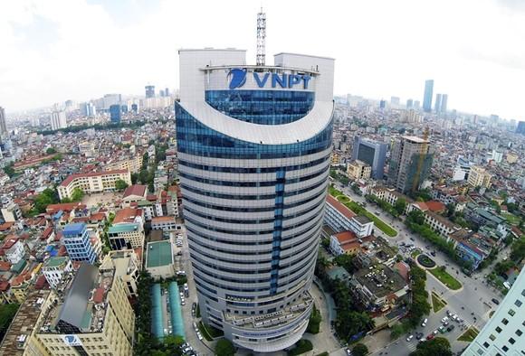 Trụ sở chính của VNPT tại Hà Nội