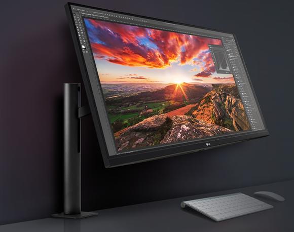 LG: Ra mắt loạt màn hình máy tính dòng Ultra 2020 thế hệ mới ảnh 1
