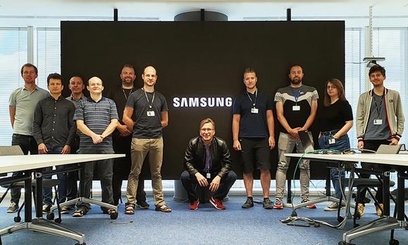 Các trung tâm nghiên cứu của Samsung: Dẫn đầu trong công nghệ dịch thuật ứng dụng AI ảnh 2