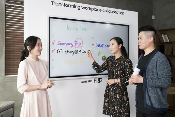 Samsung Flip 2 không chỉ dùng trong hội họp, thiết kế... mà dư sức ứng dụng cho y tế 4.0 ảnh 3