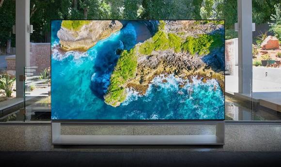 TV LG OLED 8K lập kỷ Lục Việt Nam ảnh 1
