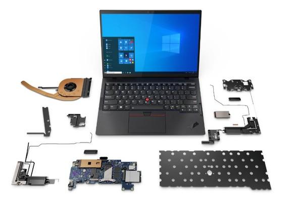 Lenovo giới thiệu bộ đôi ThinkPad mới  ảnh 3