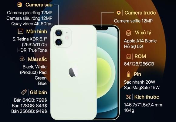 """Apple ra mắt 4 iPhone mới: khi nào có thể """"đặt gạch"""" iPhone 12 tại Việt Nam? ảnh 2"""