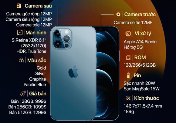"""Apple ra mắt 4 iPhone mới: khi nào có thể """"đặt gạch"""" iPhone 12 tại Việt Nam? ảnh 3"""