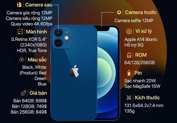 """Apple ra mắt 4 iPhone mới: khi nào có thể """"đặt gạch"""" iPhone 12 tại Việt Nam? ảnh 1"""