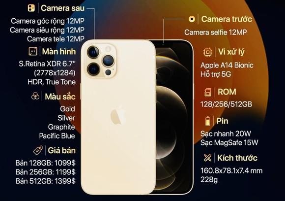 """Apple ra mắt 4 iPhone mới: khi nào có thể """"đặt gạch"""" iPhone 12 tại Việt Nam? ảnh 4"""