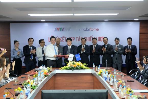 VTVcab và MobiFone ký kết Thỏa thuận hợp tác toàn diện