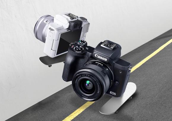Canon EOS M50 Mark II có mức giá 16 triệu đồng tại thị trường Việt Nam