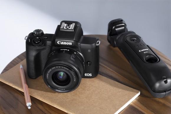 Canon EOS M50 Mark II có mức giá 16 triệu đồng tại thị trường Việt Nam ảnh 1