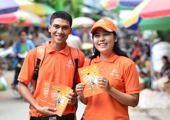 Mytel (Myanmar) là một trong những thị trường tăng trưởng tốt nhất của Viettel
